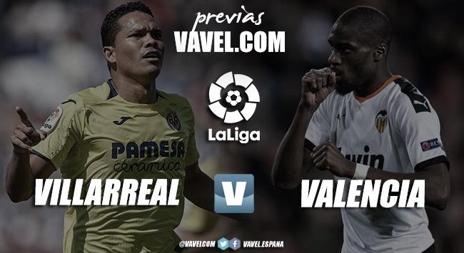 Previa Villarreal CF- Valencia CF: solo vale la victoria