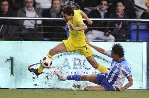 El Villarreal no sabe ganar al Málaga