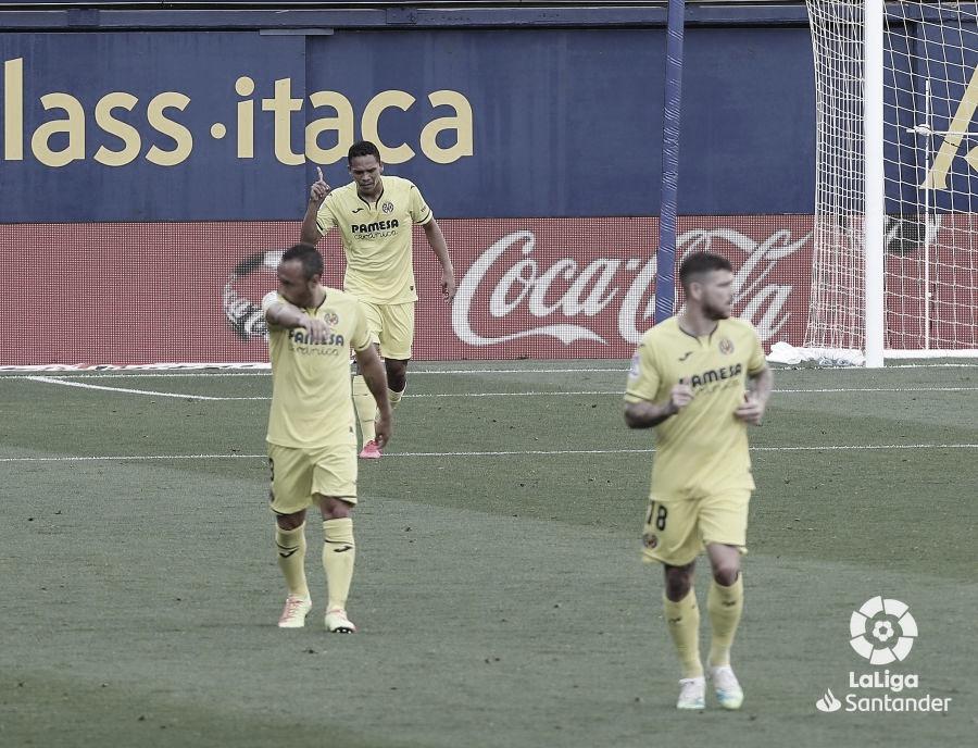 El Villarreal jugó con fuego, y estuvo a punto de quemarse