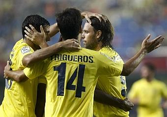 El Villarreal y Cavenaghi saben cómo volver a Primera