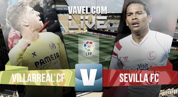 Villarreal vs Sevilla en vivo y en directo online (0-2)