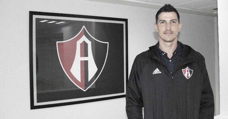 Israel Villaseñor, nuevo director deportivo de Atlas
