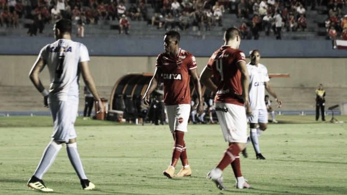Vila Nova vacila e cede empate ao Londrina diante de seu torcedor