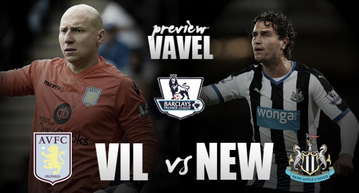 Aston Villa - Newcastle United Preview: Can the Villains make history repeat itself?