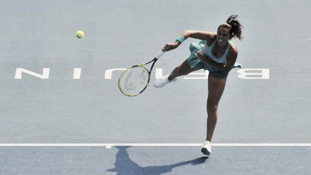 WTA Pechino: Vinci spaventa Kvitova, si ritira S.Williams, avanti Sharapova