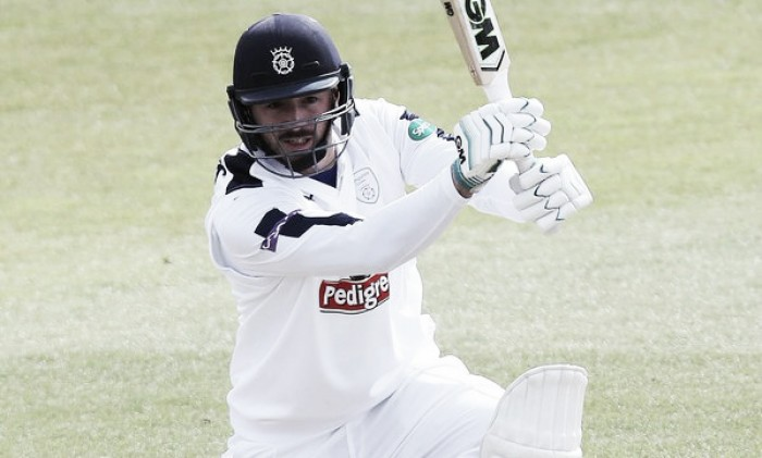 Uncapped James Vince and Jake Ball called up to England test squad