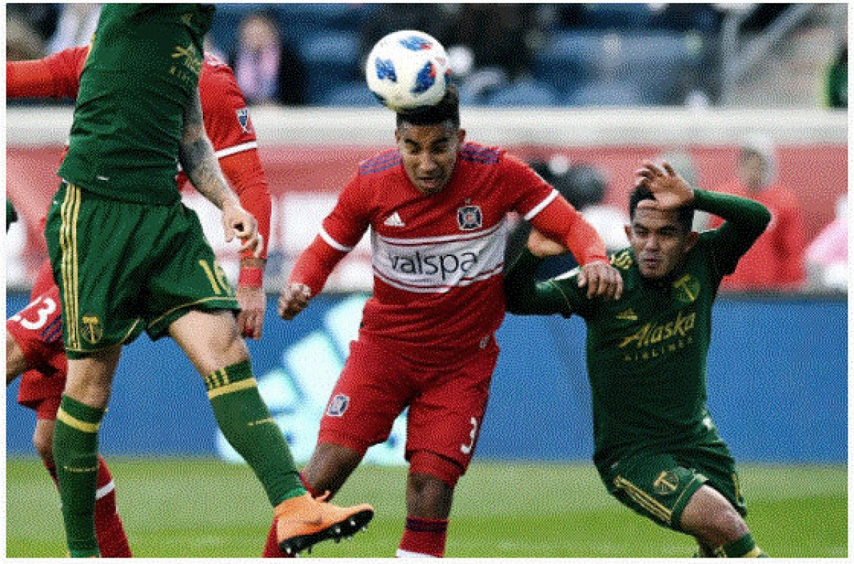 Timbers v. Chicago Fire: The good, the  bad, the ugly