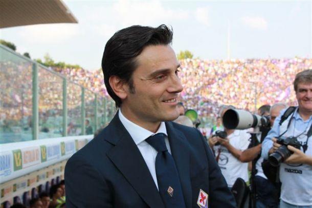 """Montella: """"Con l'Atalanta ci vorrà la miglior Fiorentina"""""""
