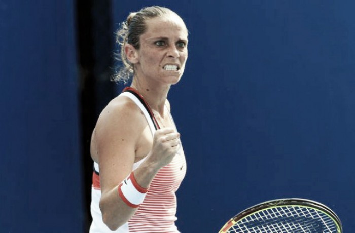 WTA San Pietroburgo: una immensa Vinci vola in finale