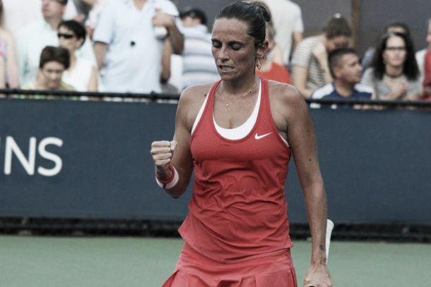 WTA Elite Trophy, Vinci ok contro la Kuznetsova