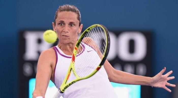 WTA - Brisbane, Shenzhen, Auckland, le entry list