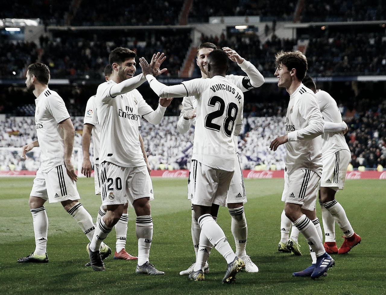 Análisis post partido: Vinicius y Benzema lideran a un esperanzador Madrid