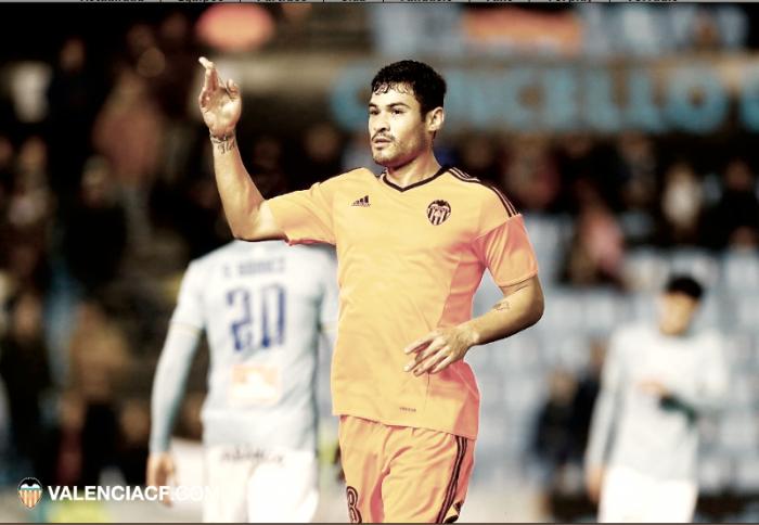 Vinicius Araujo rescinde el contrato con el Valencia CF