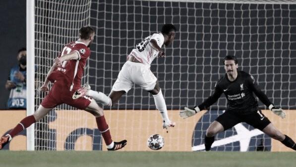 Melhores momentos de Liverpool 0 x 0 Real Madrid pela Champions League