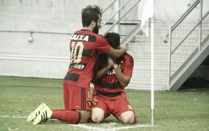 Autor de gol heroico contra Inter, Vinícius Araújo comemora ressurgimento no Sport