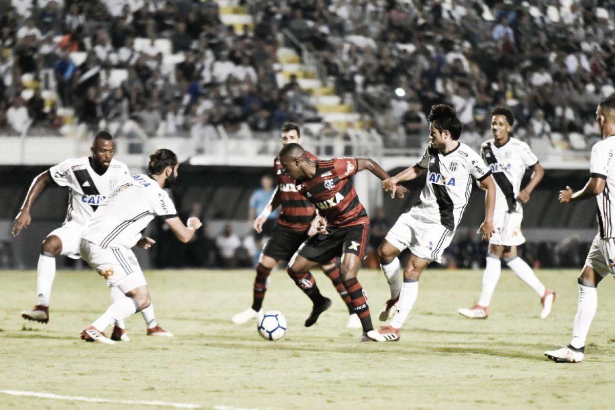 Flamengo enfrenta Ponte Preta com promessa de casa cheia no Maracanã