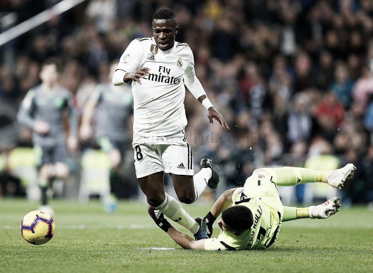 Los lesionados del Madrid en el último tramo de liga