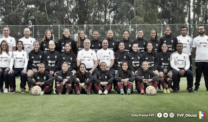 La Vinotinto sub-20 femenina enfrentará hoy a Uruguay en el Sudamericano