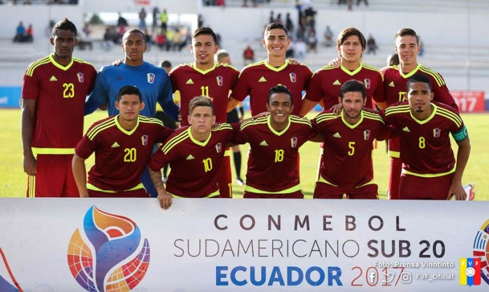 Venezuela Sub 20 Contra Ecuador Sub 20: Resultado Venezuela Vs Bolivia Por Sudamericano Sub-20 (0