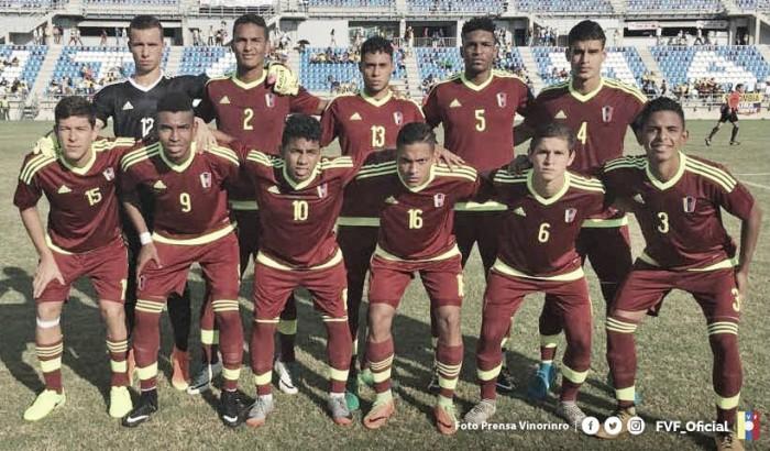 Venezuela obtiene la medalla de bronce en los Juegos Bolivarianos Santa Marta 2017