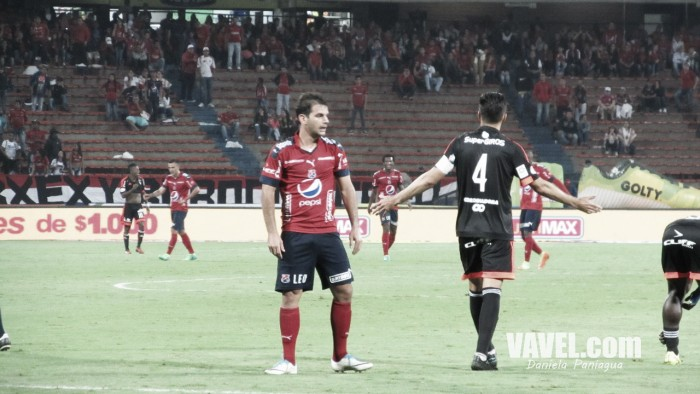 """Valentín Viola: """"acá en Medellín debemos salir a ganar"""""""
