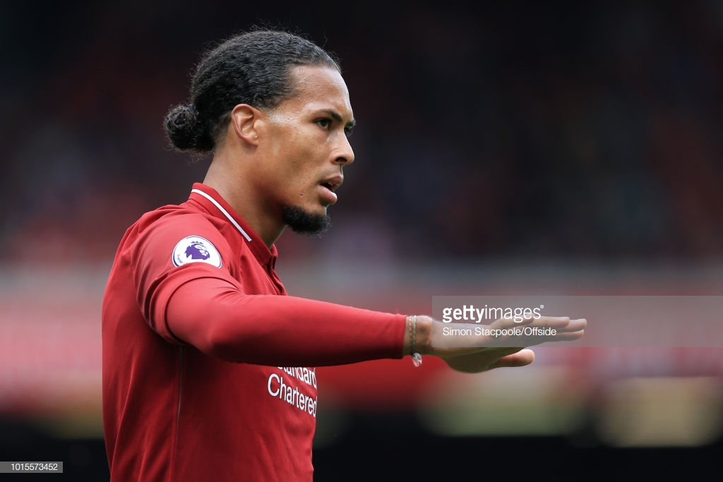 Virgil van Dijk: Liverpool are not concerned about other Premier League rivals this early on