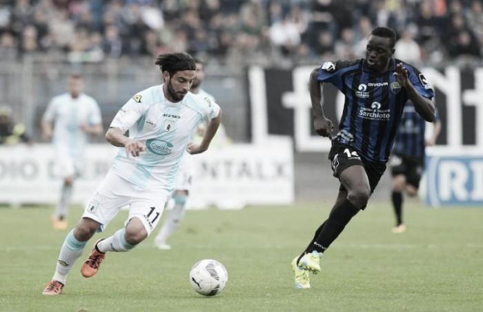 Serie B - Buonaiuto regala tre punti importantissimi al Latina contro la Virtus Entella