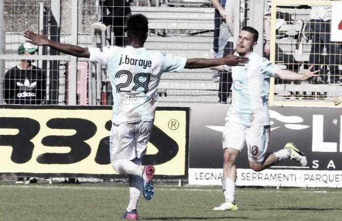 Serie B - Il Cittadella crolla contro la Virtus Entella, ma va ai playoff
