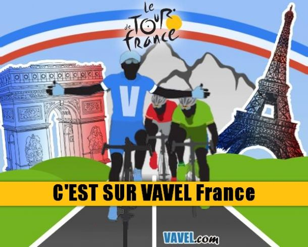 Le Tour de France, c'est sur VAVEL France