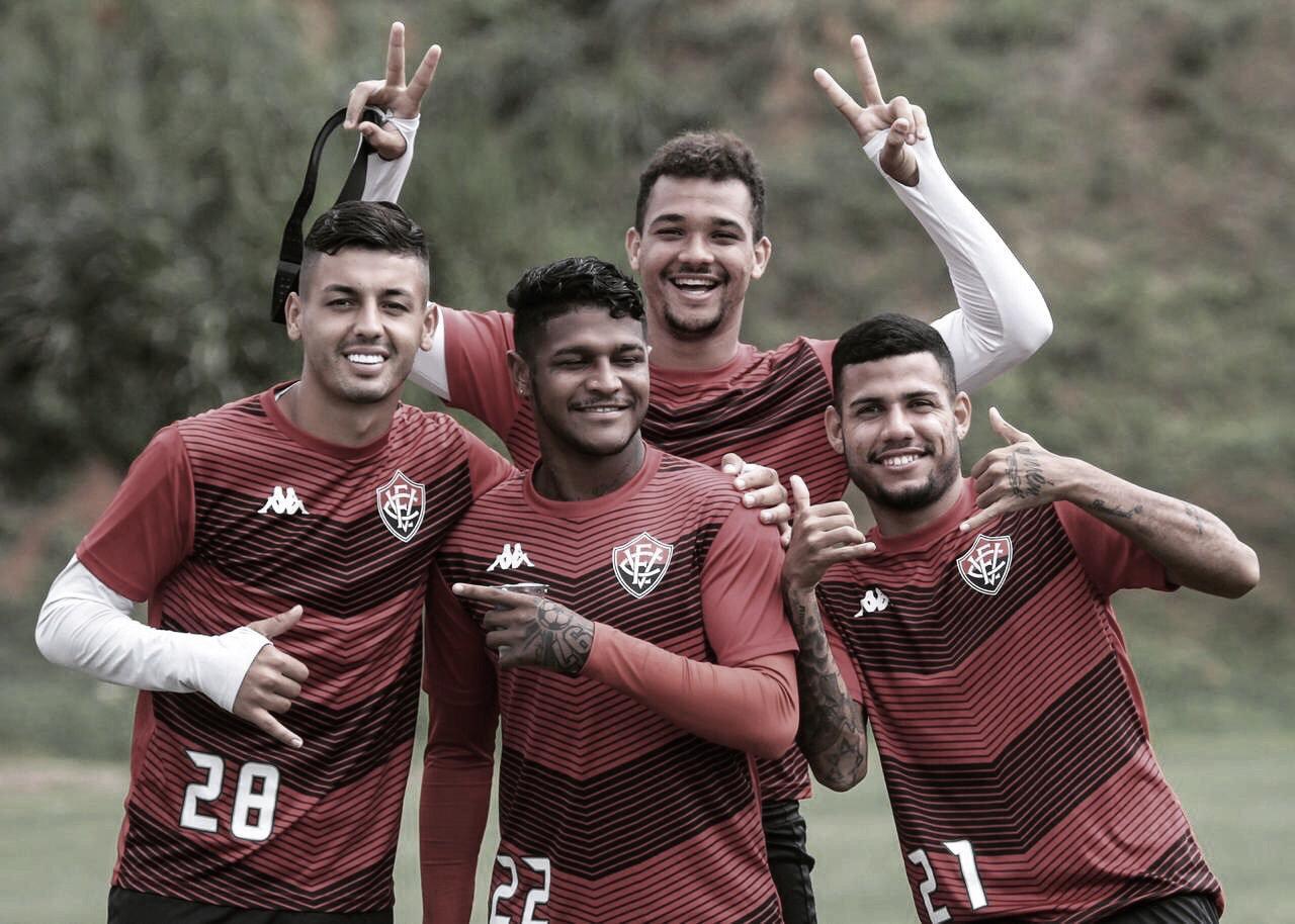 Buscando reabilitação na Série B, Vitória e Guarani se enfrentam na Fonte Nova