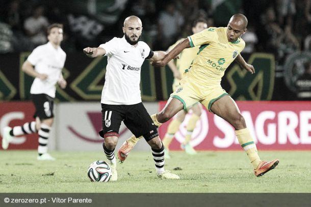 Sporting x Vitória Guimarães: Leões na perseguição à «Champions»