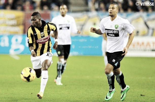 Em jogo morno, Vitesse e Ado Den Haag ficam no empate sem gols