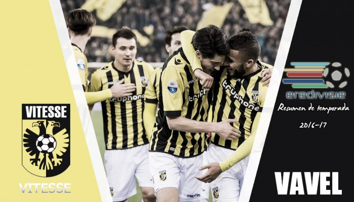 Resumen temporada 2016/17 Vitesse: año histórico