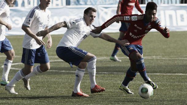 Internacional anuncia acerto com atacante Vitinho, ex-CSKA Moscou