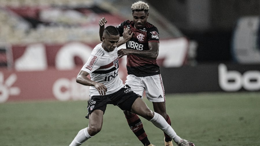 Gols e melhores momentos de São Paulo 3x0 Flamengo
