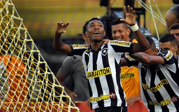 Botafogo vence Olaria e encaminha classificação