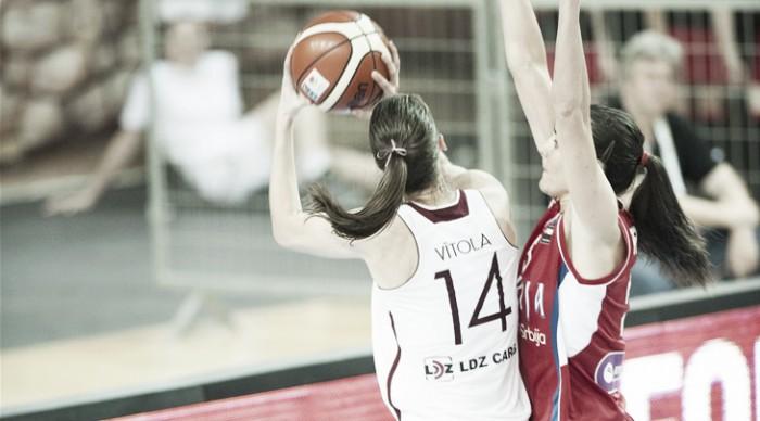FIBA Eurobasket Women - Slovacchia, Lettonia e Grecia ai quarti