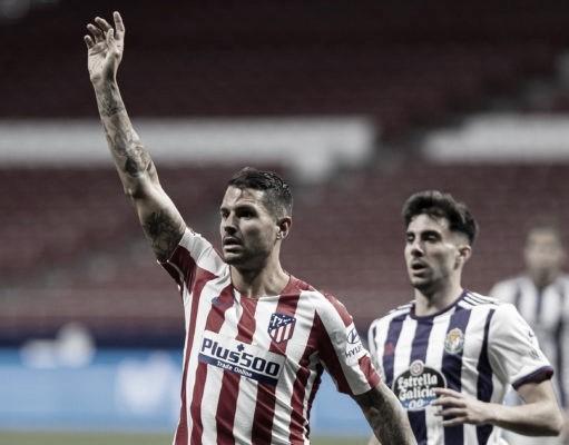 """Vitolo: """"El objetivo del club es entrar en Champions"""""""