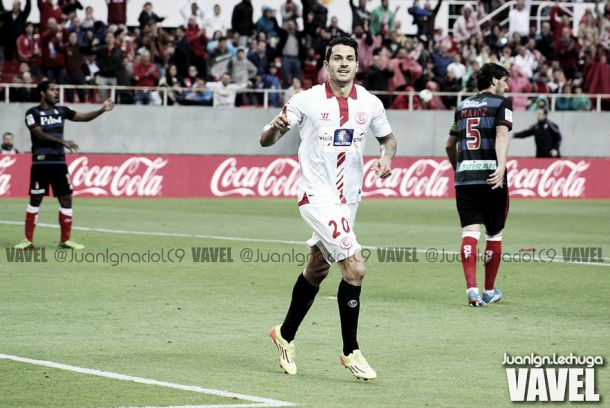 """Vitolo: """"Hemos logrado una victoria muy importante"""""""