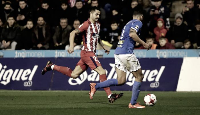 Vitolo se deshace en elogios ante el estreno de Costa
