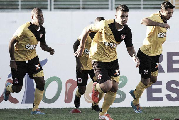 Vasco define rota de treinos até o fim da Copa do Mundo