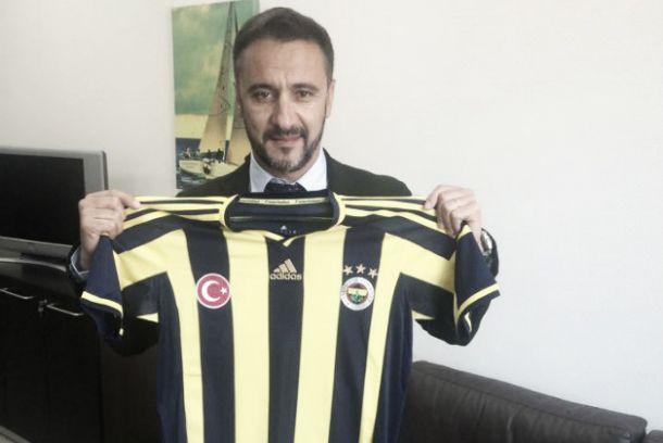 Oficial: Vítor Pereira confirmado no cargo de técnico do Fenerbahçe