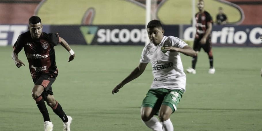 Cuiabá busca a liderança da Série B contra Vitória no Barradão
