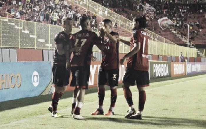 Vitória bate Sport em jogo de cinco gols e se distancia da zona de rebaixamento