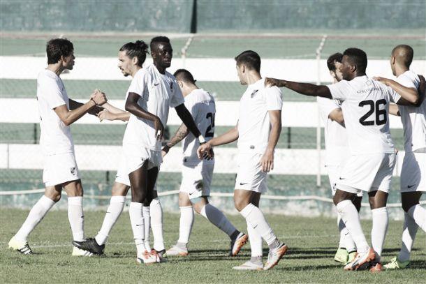 Vitória Guimarães - Altach: un gol para seguir soñando