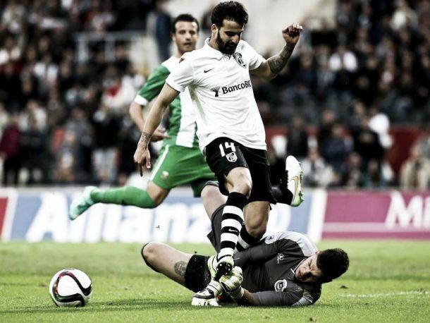 Vitória FC se quedó sin victoria