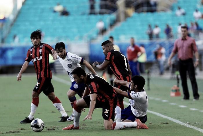 Vitória recebe Bahia no Barradão em primeira partida da final do Baianão 2016