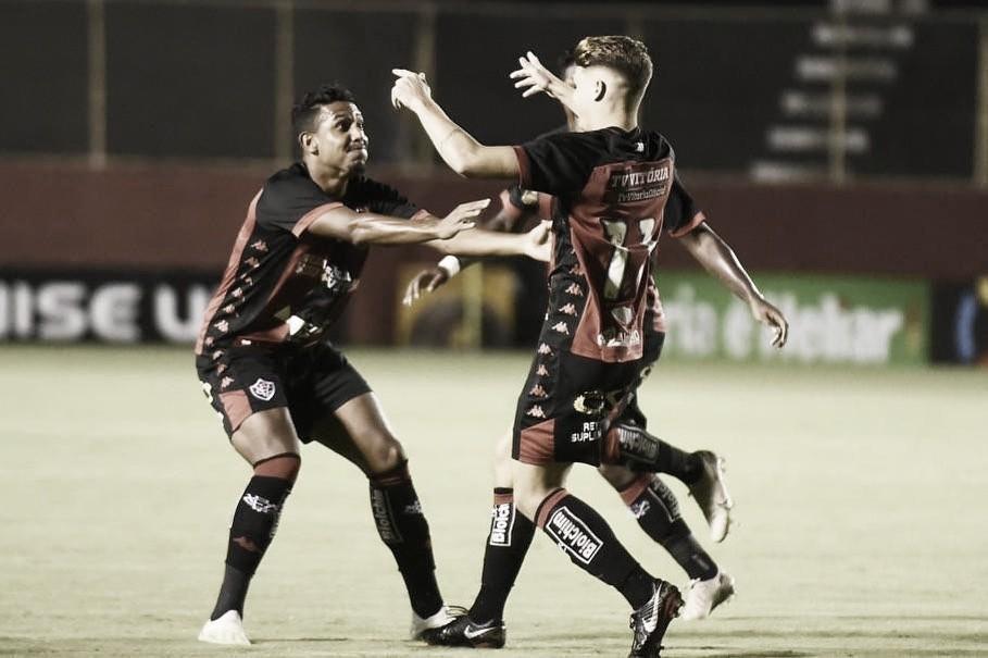 Vitória vence Lagarto-SE e se classifica à terceira fase da Copa do Brasil