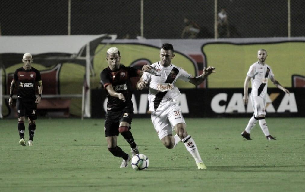Gol e melhores momentos Vitória x Vasco pela Série B do Campeonato Brasileiro (0-1)
