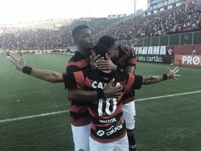 Com sequência positiva, Vitória se reapresenta para enfrentar São Paulo